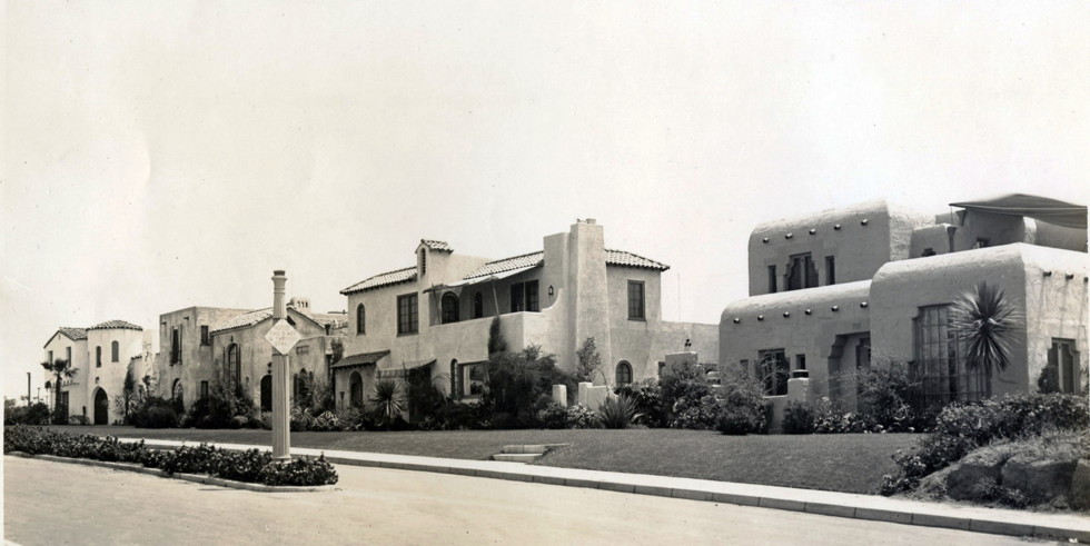 Adelaide Drive--Santa Monica--c1925